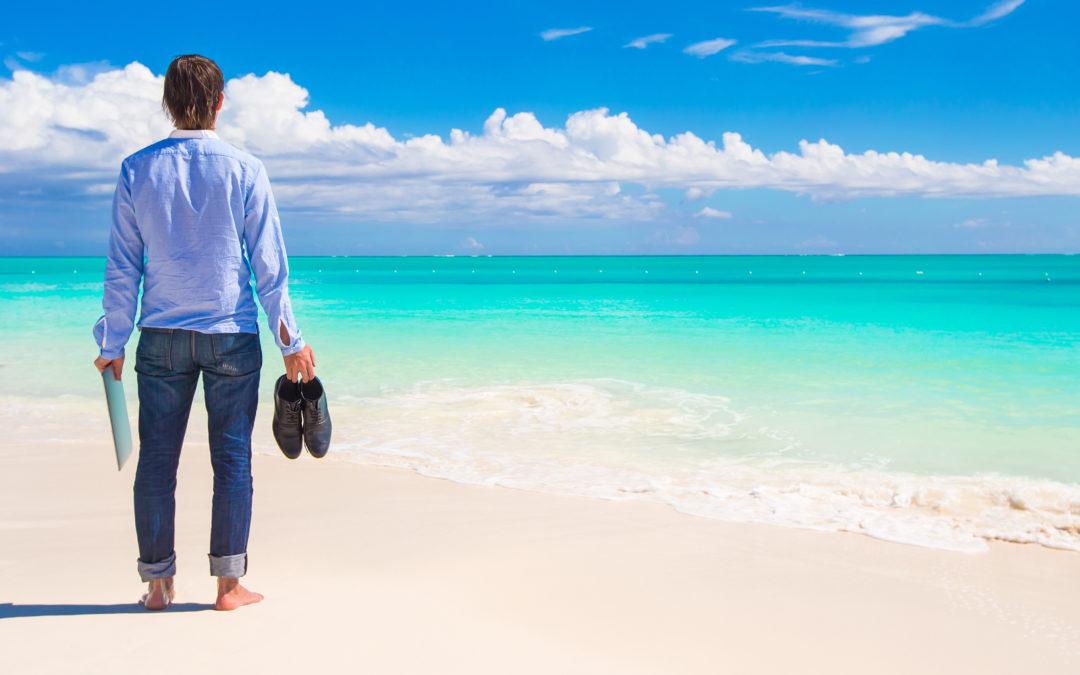 Freelancer na urlopie – jak się do niego przygotować?