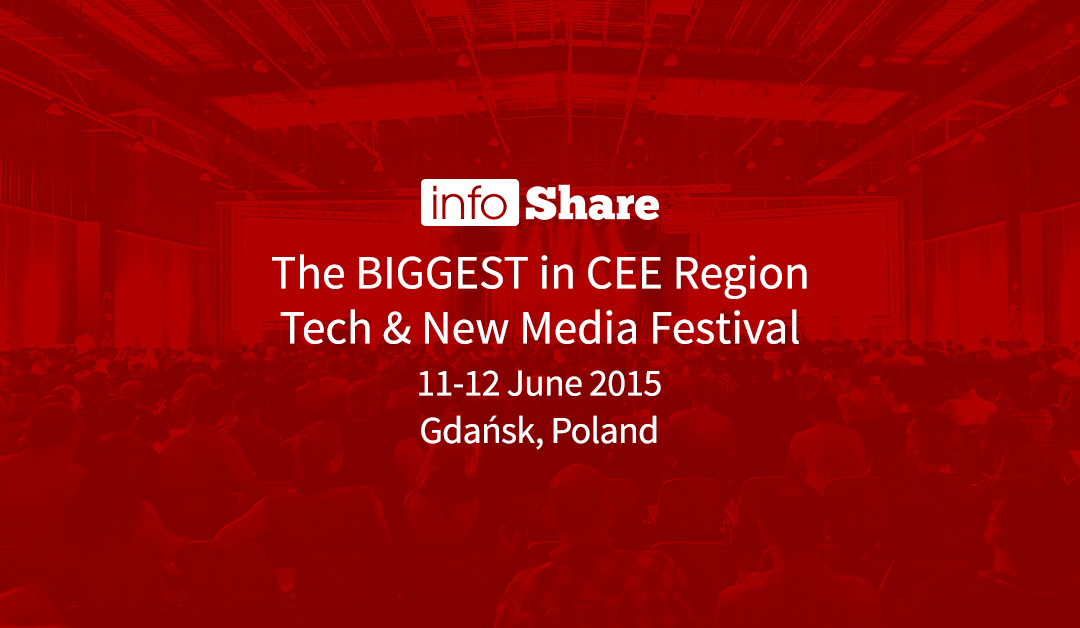 Infoshare 2015 – rezerwuj czas na 2016!