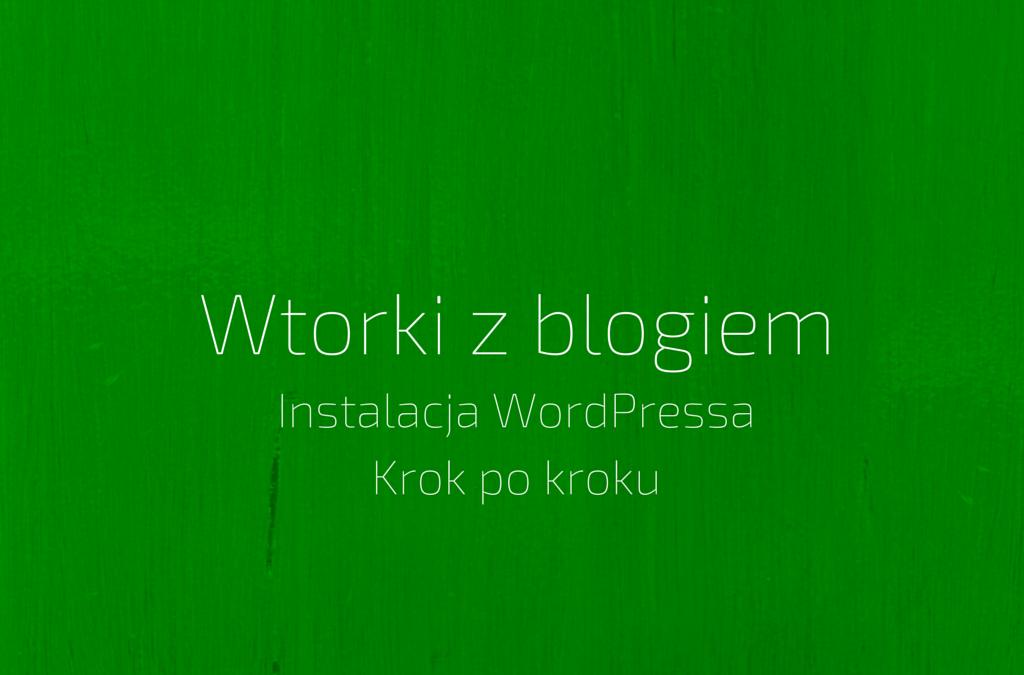 Jak zainstalować WordPressa?
