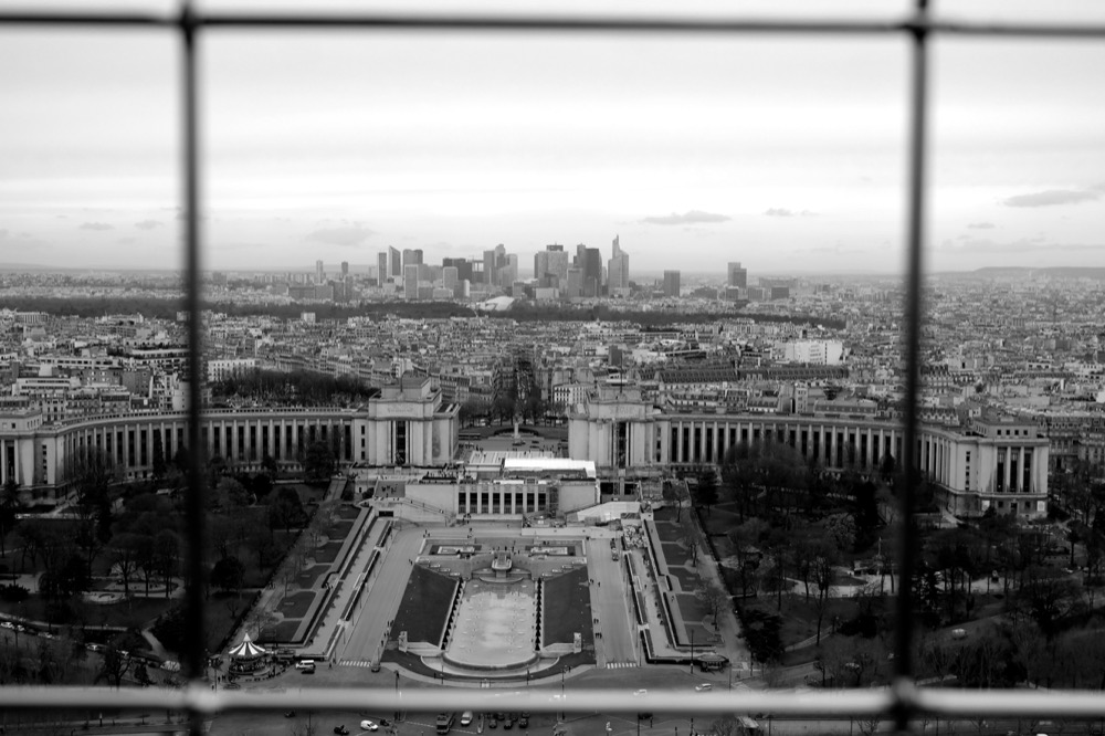 Paryż w 4 dni – freelancer na urlopie
